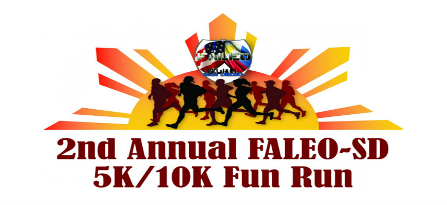 2nd Annual FALEO – SD 5K/10K Fun Run