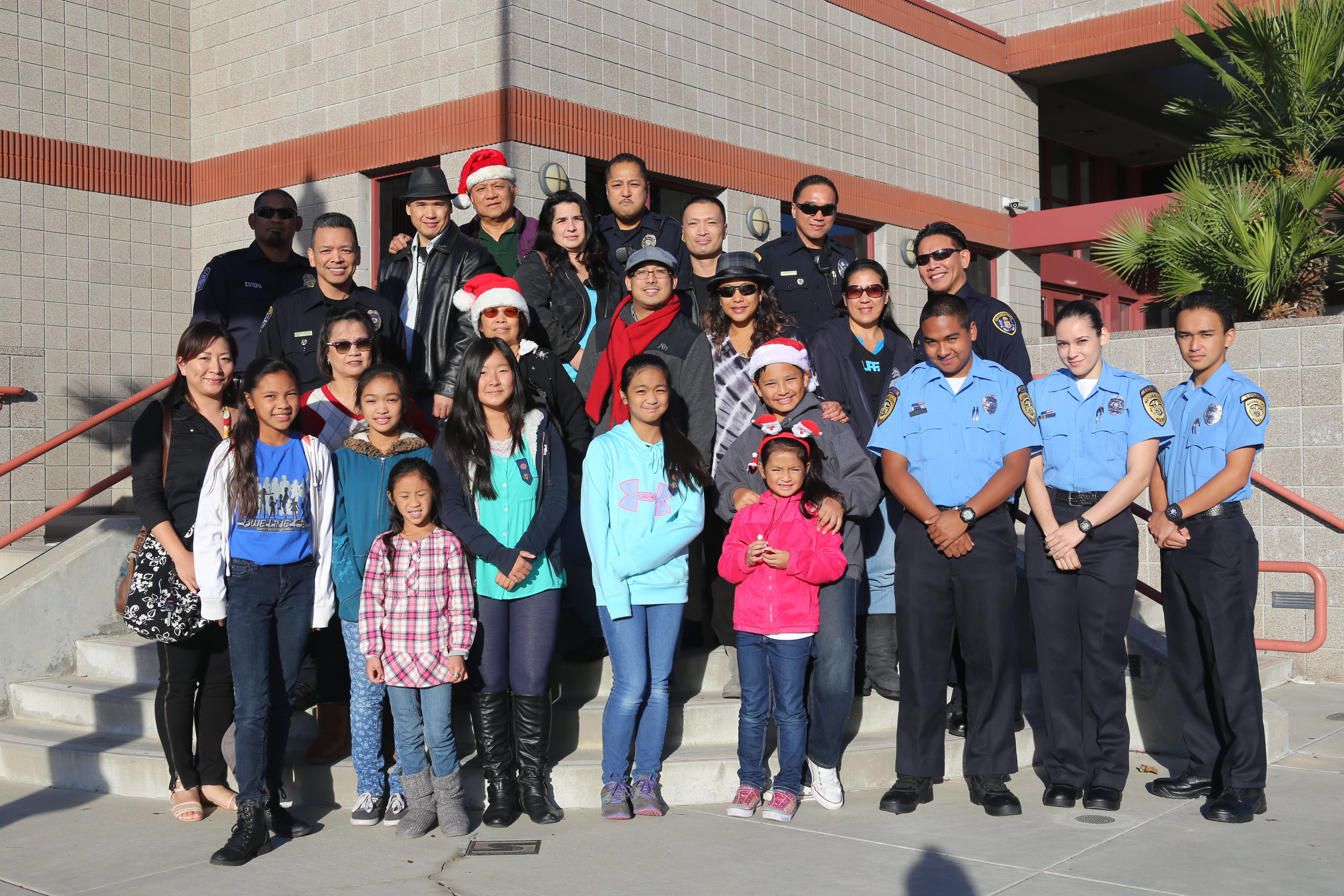 4th annual Helping Families food and gift drive
